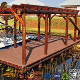 中国の製造者の耐久財の外部の固体WPC Decking (TW-K02)