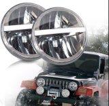 Luz de conducción caliente de la venta 30W 7inch LED