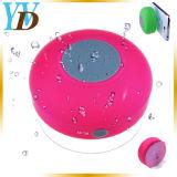 Resistente al agua con manos libres portátil Altavoces Bluetooth Seta púrpura (YWD-Y11).