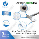 15W / 20W / 30W / 40W / 50W / 60W / 80W solar del sensor de movimiento de iluminación de la lámpara de la calle de luz LED con panel solar