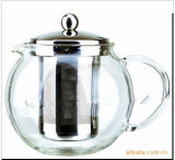 Glaswerk/Theepot/de Kruik/Cookware van het Glas
