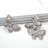 Fascini di galleggiamento del Locket della farfalla per monili che rendono le collane dei braccialetti Handmade