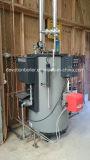 Gas & Oil & générateur de vapeur compact de carburant double