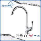 Robinet d'eau pour évier de cuisine à une poignée (AF9961-5)