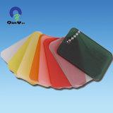 A alta qualidade coloriu lustro elevado fabricantes acrílicos moldados da folha