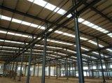 Almacén de prefabricados de estructura de acero de China