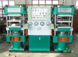 Presse de fabrication en caoutchouc automatique de vulcanisateur de platine de machine