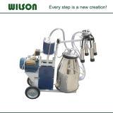 単一の缶ミルクは機械を吸う