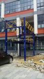 Voiture de 4 postes de relevage hydraulique plate-forme avec CE