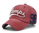 Moda Bordado 3D del deporte del béisbol Cap