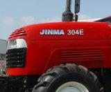 Jinma 4WD 30HP Wheel Farm Tractor con E-MARK Certification (JINMA 304E)
