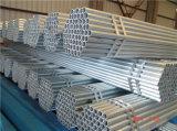 Tubulações de aço revestidas do zinco