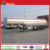 Горючей жидкости тепловозного топлива нефти Cimc нефтяного танкера трейлеры Semi