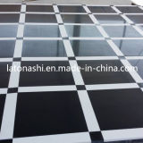 Kitchen/Bathroom Flooring를 위한 자연적인 White/Green Marble Floor Tiles