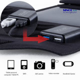 선택적인 USB, DC를 가진 태양 전지판 태양 충전기를 접혀 14W 5V/18V 휴대용 충전기는 출력했다 (FSC-14B)