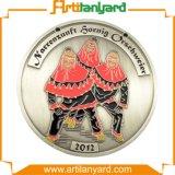 Монетка сувенира Antique конструкции высокого качества