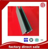 Poudre en aluminium de profil d'extrusion enduisant l'interruption thermique