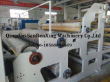 Machine d'enduit adhésive de PVC de fonte chaude pour le ruban adhésif