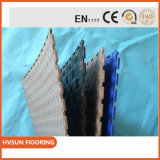 DIY enclenchant les nattes en plastique Anti-Fatigue de plancher de PVC avec ignifuge