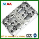 CNC van de douane Aluminium 6061 maalde Communicatie van de Microgolf van het Aluminium van de Holte Holte & maalde CNC Delen