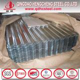 Galvalume строительного материала 22 датчиков лист толя Corrugated стальной