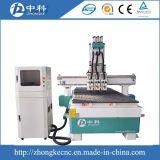 Hochwertige drei Köpfe CNC-Fräser-Maschine