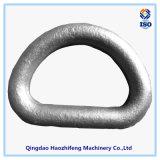 Serrure forgée en acier au carbone à haute qualité D Ring