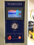 LCDのタッチ画面の加速された老化テスト区域