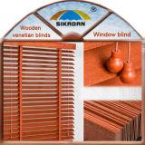 Hauptdekoration Qualitätfaux-hölzerner Jalousie-Fenster-Blendenverschluß