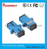 Adaptador de fibra óptica SC Simplex