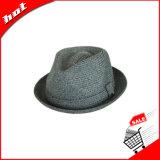 Chapéu colorido do Fedora, chapéu de palha de papel