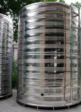Mzh-S de Acero Inoxidable del Tanque de Agua del Tanque de Almacenamiento
