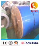 Bobina de aço galvanizado com tira / aço de aço inoxidável