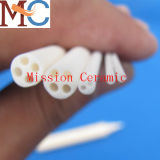 Resistência abrasiva Alumina Ceramic Al2O3 Tube