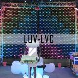 LED Stage Video Vison Gordijn doek
