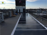 360W BIPVのCarport (FLEX-02W)のための光起電無定形の薄膜の適用範囲が広い太陽モジュール