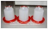 Buveur de plastique de l'eau pour l'agriculture de grilleur et de poulet