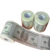 Surtidor de China del papel higiénico impreso