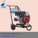 Equipo de alta presión de la limpieza de la alcantarilla del pequeño volumen del motor diesel