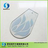 vidro Tempered decorativo densamente pintado de 5mm