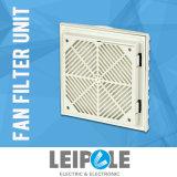 Vorderseite-geöffneter Schrank-Gehäuse-Panel-Entlüfter-axialer Ventilator-Filter