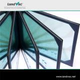 O vácuo decorativo de Landvac laminou o vidro de indicador usado na casa verde