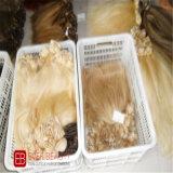 Самое высокомарочное Unprocessed большое часть волос
