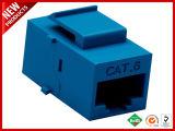 Networking CAT6A TOMADA DE KEYSTONE
