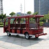 Abra & assinaladas 14 lugares Electric Resort Bus com marcação (DN-14)
