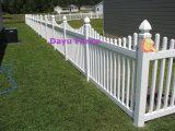 Piquet de clôture de jardin en vinyle