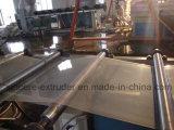 Linha de produção plástica linha da folha de PP/PE/PS/PC/PMMA/Pet/PETG/TPU/ABS/EVA/EVOH da fabricação do equipamento da placa da extrusora (única camada ou folha Multi-layer)