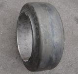 16 1 / 4X6X11 1/4 inyectada sobre neumático sólido, Carretilla elevadora del neumático