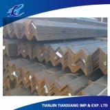 Barra di angolo disuguale del acciaio al carbonio del materiale da costruzione Q235B