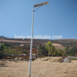 Nuevos productos 30W Solar Street Light integrado con mando a distancia
